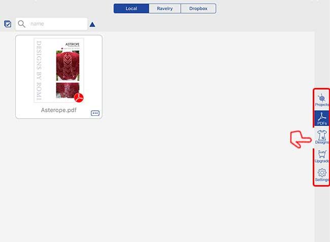 Android   knitCompanion